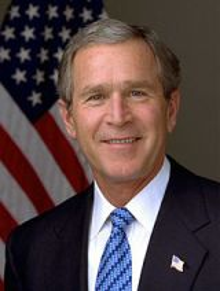 Early Riser - George W. Bush