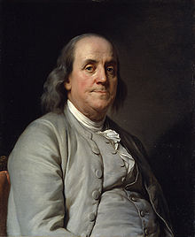 Early Riser - Benjamin Franklin