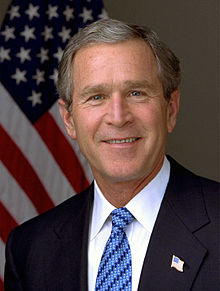 Early Riser - George W. Bush
