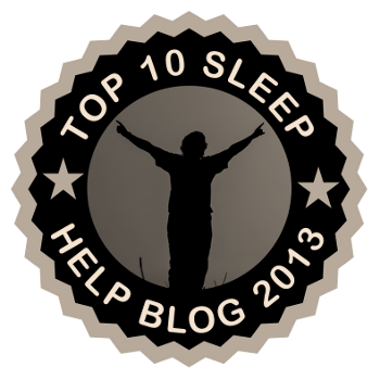 Top 10 Sleep Help Blog 2013 - 2