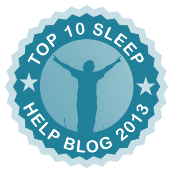 Top 10 Sleep Help Blog 2013 - 3