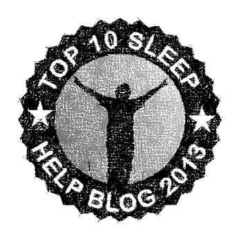 Top 10 Sleep Help Blog 2013 - 5