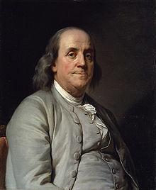 Early Riser - Benjamin Franklin