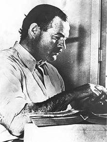 Early Riser - Ernest Hemingway
