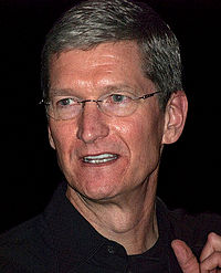 Early Riser - Tim Cook