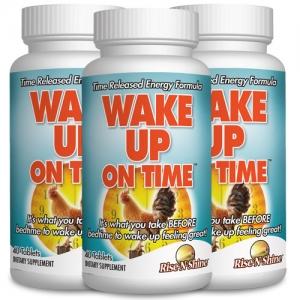Rise-N-Shine Wake Up On Time