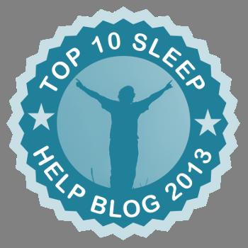 Top 10 Sleep Help Blog 2013 - 3