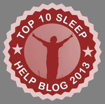 Top 10 Sleep Help Blog 2013 - 4