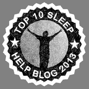 Top 10 Sleep Help Blog 2013 - 5